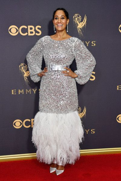 Tracee Ellis Ross in Chanel Couture at the Grammy Awards - The Biggest Red Carpet Risk-Takers of 2017 - Photos