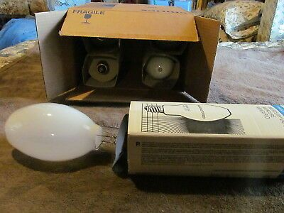 Sponsored Ebay 5 Fabulous Vintage Phillips Mercury Vapor Light Bulbs 400 W Must See Light Bulbs Lamp Bulb