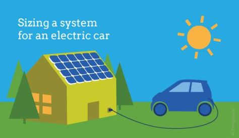 Solar Panels And Electric Cars Mother Earth News Solar Panels Solar Power Diy Solar