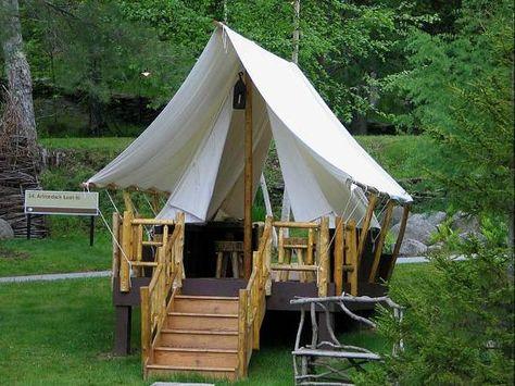 platform tents for sale