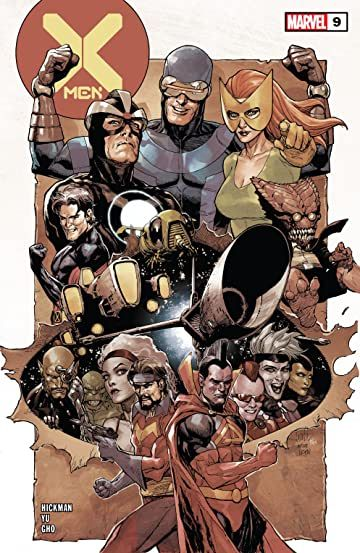 X-Men Red #9 Marvel NM Comics Book