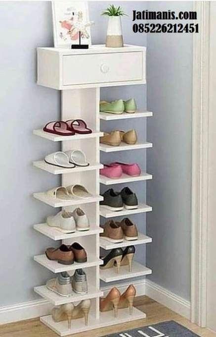 Bedroom Decoration Diy Shoes Organizer 33 New Ideas Diy Bedroom