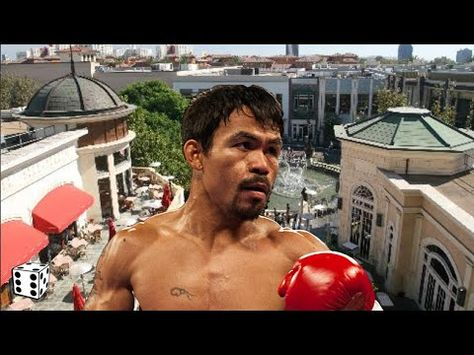 Manny Pacquiao Banned from L.A. Mall Because He's A CHRISTIAN! - The Grove in Los Angeles  https://youtu.be/uBBJSI49Mxg  This is how persecution began toward Jews in Nazi Germany