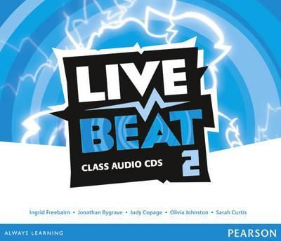 Pdf Download Live Beat 2 Class Audio Cds Free By Sarah Curtis In