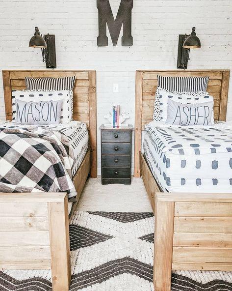 Big Boy Bedrooms, Boys Bedroom Decor, Boy Rooms, Diy Boy Room, Teen Shared Bedroom, Boy Bedroom Designs, Kids Rooms, Cool Boys Room, Cowboy Bedroom