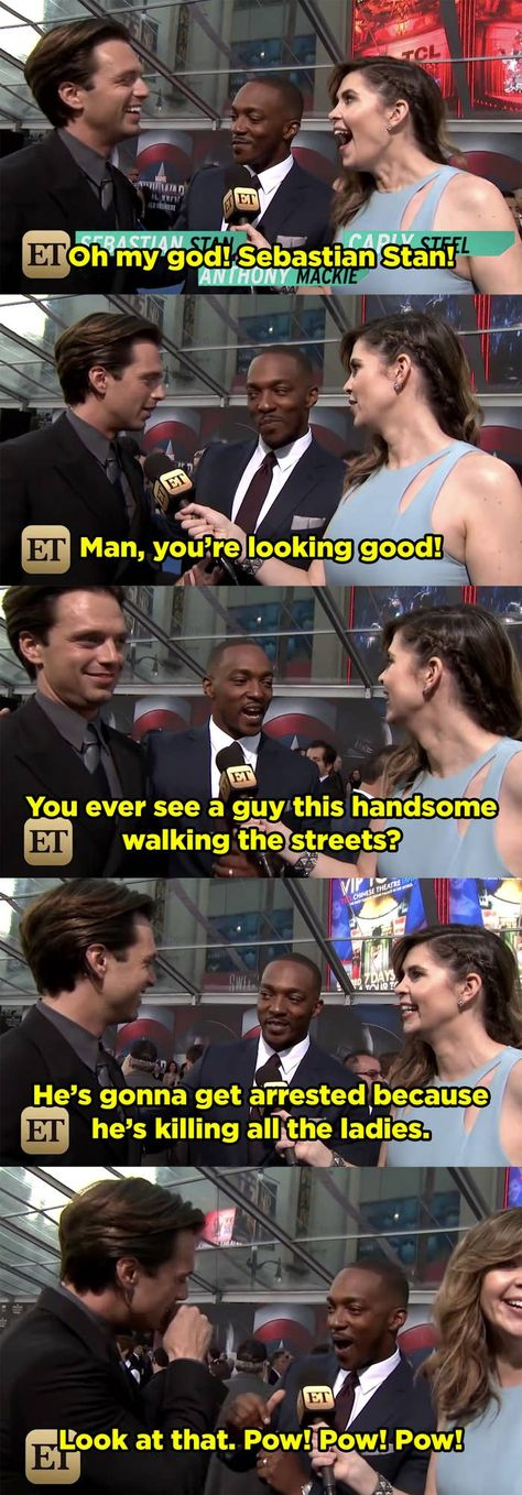 15 Anthony Mackie And Sebastian Stan Moments That Are Peak BFF