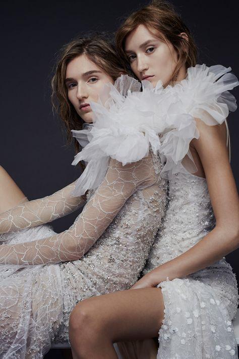Vera Wang Bridal Gowns Fall 2015