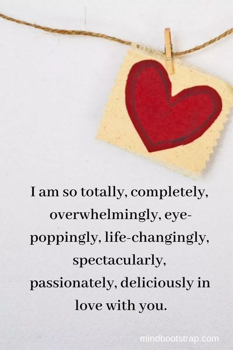 300+ Best Romantic Quotes That Express Your Love - Page 19 of 29