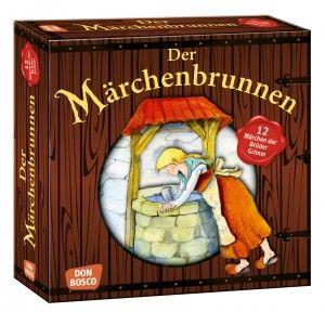 Der Marchenbrunnen 12 Marchen Der Bruder Grimm Kinderbucher Schuber Bucher