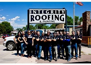 Roofing Company Colorado Springs In 2020 Roofing Roofing Companies Roof Shingle Repair