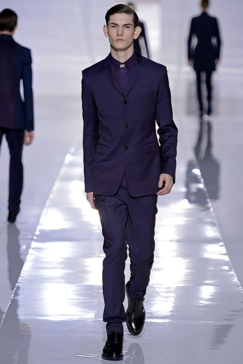 Dior Homme Fall 2013 Menswear Collection - Vogue
