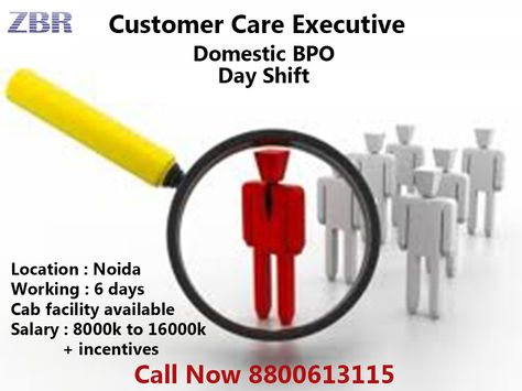 Job Profile  Customer Care Executive (Domestic BPO) Location - shift leader job description
