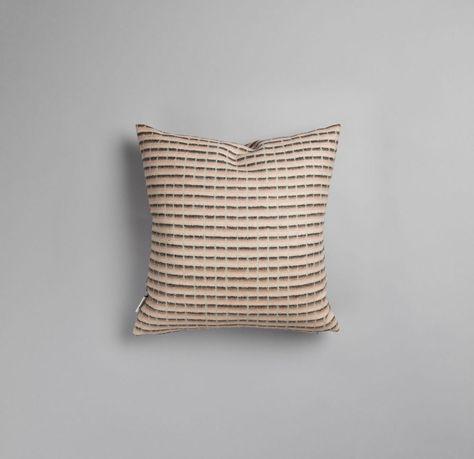 Roros Tweed 100% Norwegian Lambswool Agnes Pillow Cushion #RorosTweed #NorwegianModern