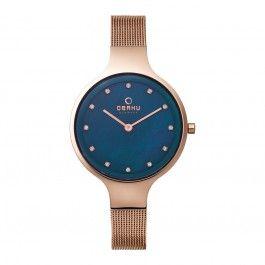 1fb46ca106226c Obaku Sky Azure Horloge V173LXVLMV. Obaku Sky Azure Horloge V173LXVLMV.  Подробнее... HORLOGE online kopen - Gratis verzending van alle horloges