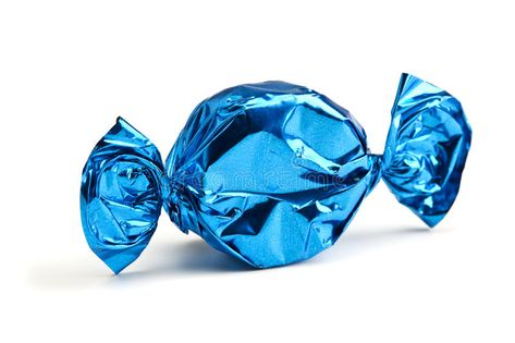 Candy wrapped in blue foil. Candy in blue wrapper isolated on white , Realistic Drawings, Colorful Drawings, Prismacolor Art, Candy Art, Candy Drawing, Colored Pencil Artwork, Reference Photos For Artists, Color Pencil Art, Aesthetic Objects