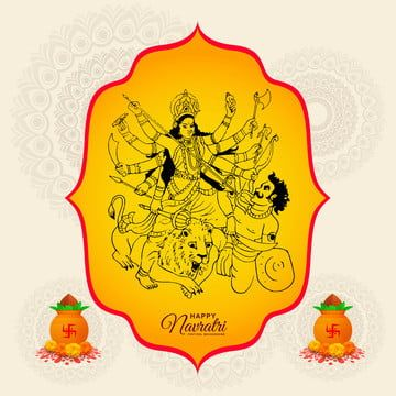 Happy Durga Puja Festival India Holiday Background Hand Drawn Navratri Happy Shubh Png And Vector With Transparent Background For Free Download In 2020 Happy Durga Puja India Holidays Holiday Background Download transparent kalash png for free on pngkey.com. pinterest