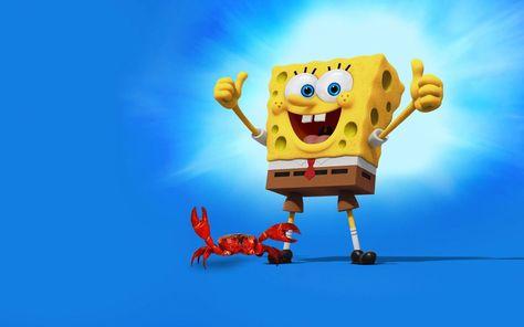 The SpongeBob Movie: Sponge Out of Water(2015) Wallpaper Free 4K, HD, FHD For Desktop/PC - 5