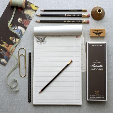 Chalk Style Pencil Set
