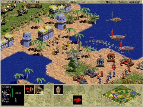 Age Of Empires Age Of Empires Age Of Empire Game Real Time