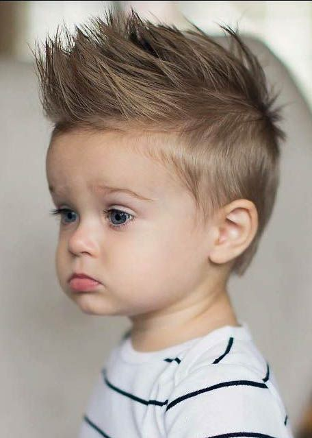 60 Cute Toddler Boy Haircuts Your Kids will Love | Baby boy ...