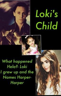 What if Loki had a daughter, who was just like him in almost every