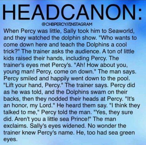 percy jackson headcanons - Google Search in 2019 | Percy