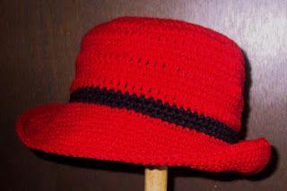 Suzies Stuff: ROLL BRIM HAT - ADULT (c)