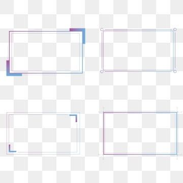 Blue Purple Frame Technology Rectangle Clipart Photo Frame Hexagon Png And Vector With Transparent Background For Free Download Frame Technology Photo Frame Hexagon