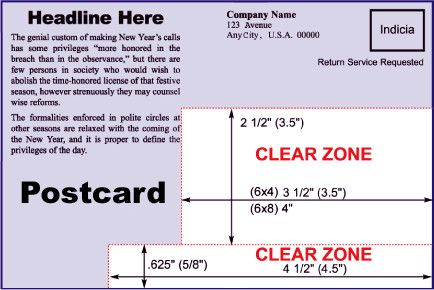 6 X 9 Postcard Template 6 9 Postcard Template Postcard Template Templates Template Design