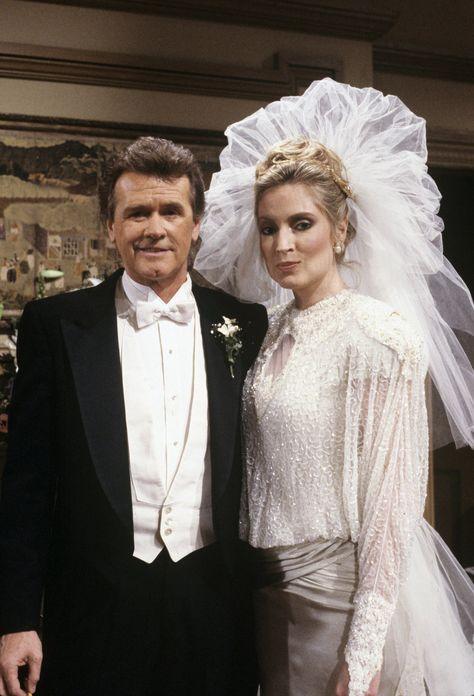 1988 - Sean Donely (John Reilly) married Tiffany (Sharon Wyatt) on ABC Daytime's