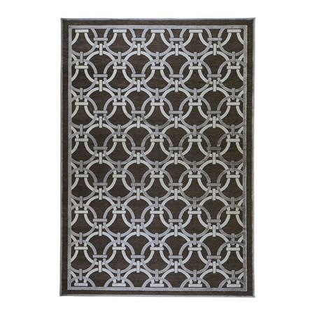 I pinned this Basilica Links Rug from the Bold & Contemporary Rugs event at Joss and Main!
