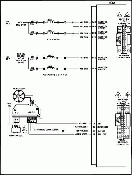 wiring diagram 1998 chevy silverado   1998 chevy silverado, chevy silverado,  chevy  pinterest