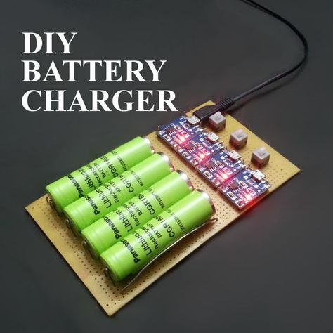 How to Make a Battery