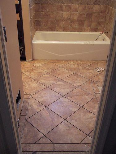 bathroom floor tiles bathroom flooring