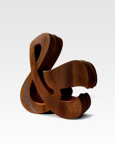 The glory that is the ampersand.