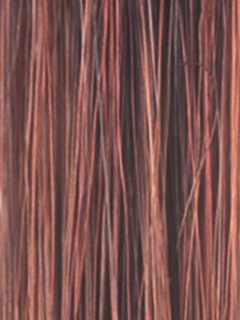 Brand: Rene' of Paris Hi-Fashion Wigs Type of Hair: Synthetic Hair Fibers Headsize: Average Weight: 3.2 oz. Approx. Hair Length: Fringe 8