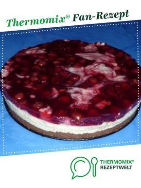 Himmlische Kirsch Versuchung Ohne Backen Rezept Thermomix Kuchen Kuchen Und Torten Und Backen