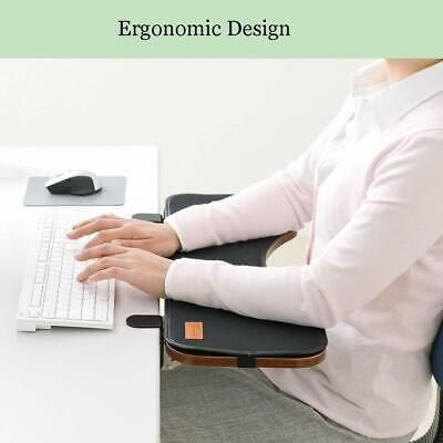Ebay Link Ad Fuzadel Ergonomics Desk Extender Under Desk Keyboard Tray Clamp On Mouse Pad In 2020 Ergonomic Desk Desk Mouse Pad Adjustable Computer Desk