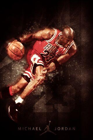 Michael Jordan HD Wide Wallpaper For Widescreen