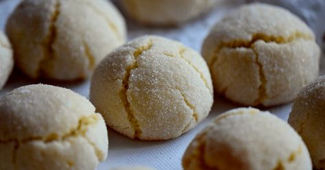 Soft Amaretti Cookies: Tested until Perfect! - She Loves Biscotti
