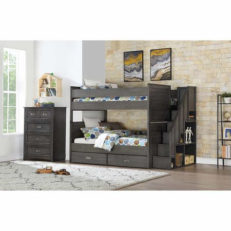 Pin By Marisol Tampa On Loft Bed Pinterest Full Bunk Beds Bed