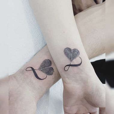 40 Heartfelt Tattoos That Make Us Want to Fall in Love | CafeMom