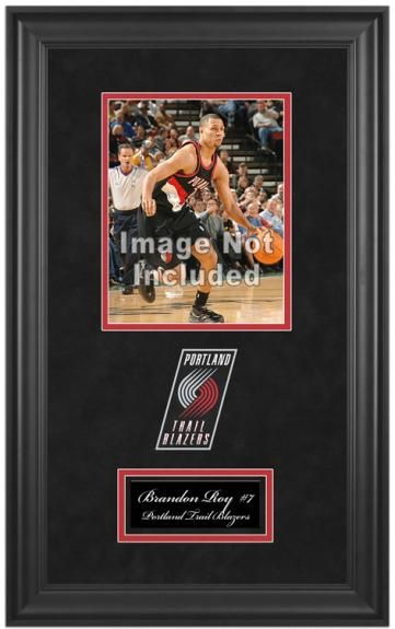 b70e1f656 Damian Lillard Portland Trail Blazers Autographed Deluxe Framed Adidas  White Jersey with Rip City Inscription