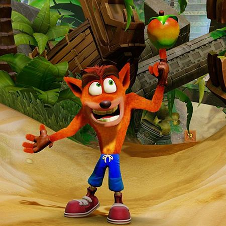 Crash Bandicoot N Sane Trilogy Pc Video Game Crash Bandicoot Crash Bandicoot Characters Bandicoot