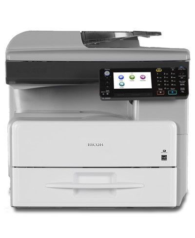 Ricoh Mp 301spf Black And White Laser Multifunction Printer Ricoh