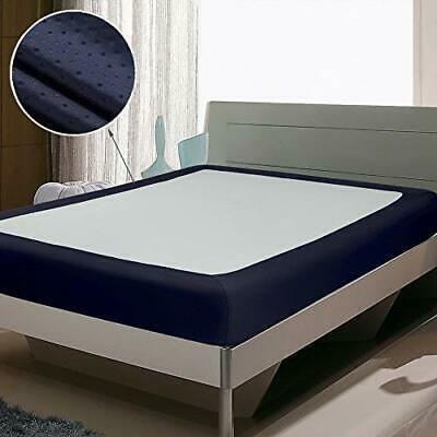 Advertisement Fashion Bed Box Spring Cover Premium Elastic