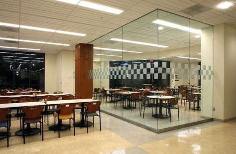 Hospital Dining Room Sita Chairs By Westin Nielsen