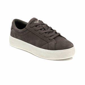 Kinetix Gina S W 9pr Koyu Gri Kadin Sneaker Ayakkabi 100417546 Instreet Sneaker Ayakkabilar Kadin