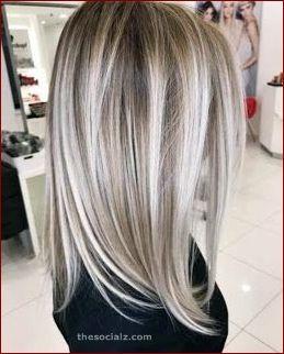 25 Ash Blonde Hair Color Ideas Goruntuler Ile Sac Renkleri