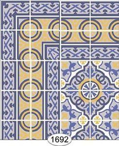 Dollhouse Wallpaper Decorative Tile
